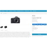 Таймер обратного отсчета для товаров (Countdown) из категории Цены, скидки, акции, подарки для CMS OpenCart (ОпенКарт) фото 2