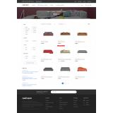 Интернет-магазин на основе шаблона Лайтшоп из категории Готовые магазины для CMS OpenCart (ОпенКарт) фото 13