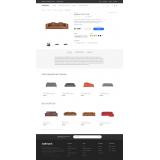 Интернет-магазин на основе шаблона Лайтшоп из категории Готовые магазины для CMS OpenCart (ОпенКарт) фото 11