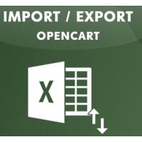 Модуль импорта Автоматическая обработка прайс-листов для ocStore/Opencart 2.x