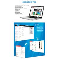 Модуль MegaMenu Pro для ocStore/Opencart 2.x