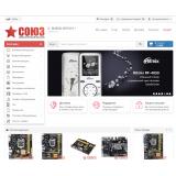 СОЮЗ компьютерный магазин из категории Наши проекты для CMS OpenCart (ОпенКарт)
