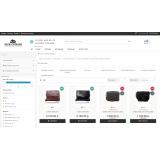 Вояж-Саквояж магазин сумок и чемоданов из категории Наши проекты для CMS OpenCart (ОпенКарт) фото 4