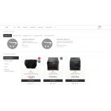 Bijou-Lace интернет магазин бижутерии из категории Наши проекты для CMS OpenCart (ОпенКарт) фото 2