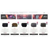 Bijou-Lace интернет магазин бижутерии из категории Наши проекты для CMS OpenCart (ОпенКарт)