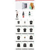 "Магазин футболок на заказ""Mayki"""