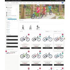 Магазин велосипедов Velotime