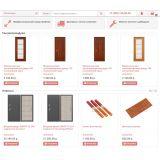 Ruchkidveri  интернет-магазин дверей из категории Наши проекты для CMS OpenCart (ОпенКарт) фото 4
