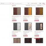 Ruchkidveri  интернет-магазин дверей из категории Наши проекты для CMS OpenCart (ОпенКарт) фото 2