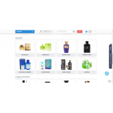 Viva2000.ru - магазин парфюмерии и косметики из категории Наши проекты для CMS OpenCart (ОпенКарт) фото 3