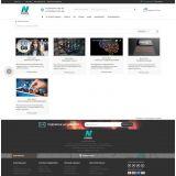 Интернет-магазин на основе шаблона Modern 2.x из категории Готовые магазины для CMS OpenCart (ОпенКарт) фото 4