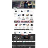 Интернет-магазин на основе шаблона Modern 2.x из категории Готовые магазины для CMS OpenCart (ОпенКарт) фото 1