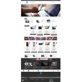 Интернет-магазин на основе шаблона Modern 2.x из категории Готовые магазины для CMS OpenCart (ОпенКарт) фото 2