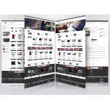 Интернет-магазин на основе шаблона Modern 2.x из категории Готовые магазины для CMS OpenCart (ОпенКарт)