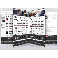 Интернет-магазин на основе шаблона Modern 2.x