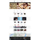 Интернет-магазин на основе шаблона Royal 2.x из категории Готовые магазины для CMS OpenCart (ОпенКарт) фото 1