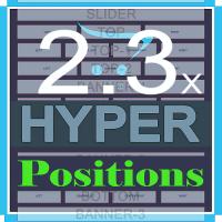 HYPER Positions +70 позиций модулей ос 2.3