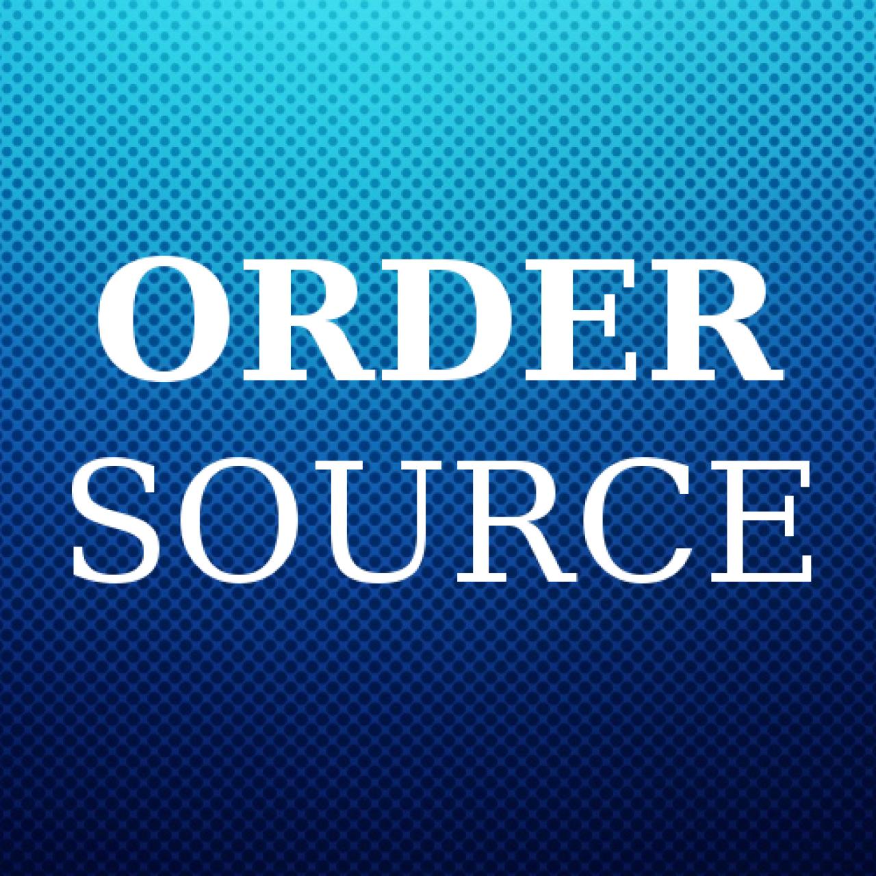 Order Source - модуль источника заказа и отслеживания utm - меток 1.1.0 из категории Заказ, корзина для CMS OpenCart (ОпенКарт)
