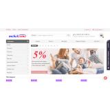 Mebelcome - интернет магазин мебели и товаров для дома из категории Наши проекты для CMS OpenCart (ОпенКарт)