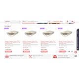 Mebelcome - интернет магазин мебели и товаров для дома из категории Наши проекты для CMS OpenCart (ОпенКарт) фото 1