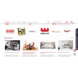 Mebelcome - интернет магазин мебели и товаров для дома из категории Наши проекты для CMS OpenCart (ОпенКарт) фото 2