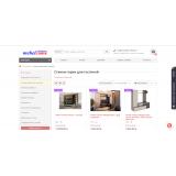 Mebelcome - интернет магазин мебели и товаров для дома из категории Наши проекты для CMS OpenCart (ОпенКарт) фото 4
