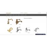 Migliore.ru - Сантехника премиум класса из категории Наши проекты для CMS OpenCart (ОпенКарт) фото 4