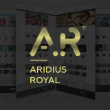 Aridius Royal - адаптивный, универсальный шаблон для ocStore/Opencart из категории Шаблоны для CMS OpenCart (ОпенКарт)