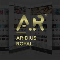 Aridius Royal - адаптивный, универсальный шаблон для ocStore/Opencart
