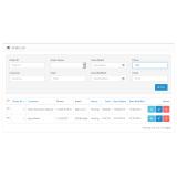 FilterOrderPM - поиск заказов по телефону и email покупателя из категории Админка для CMS OpenCart (ОпенКарт) фото 1