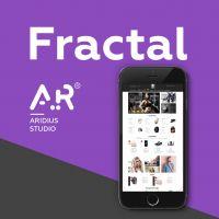Aridius Fractal - адаптивный, многомодульный шаблон для ocStore/Opencart