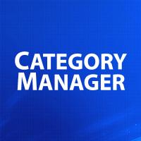 Category Manager - управление категориями