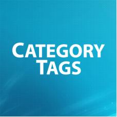 Category Tags - теги всех категорий товара