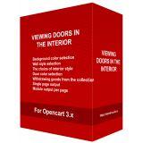 Просмотр дверей в Интерьере Opencart 3.x из категории Оформление для CMS OpenCart (ОпенКарт) фото 6