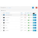 QuickView - ссылки для быстрого просмотра из админки из категории Админка для CMS OpenCart (ОпенКарт) фото 1