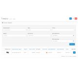 Фильтр товаров по дате добавления / изменения из категории Админка для CMS OpenCart (ОпенКарт) фото 1