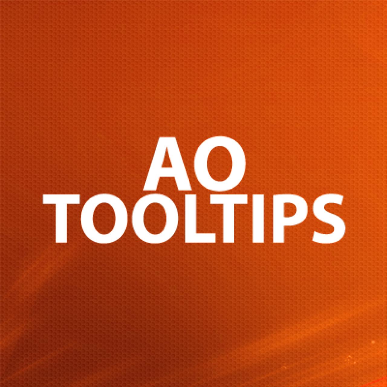 AO Tooltips - подсказки для опций и атрибутов из категории Атрибуты для CMS OpenCart (ОпенКарт)