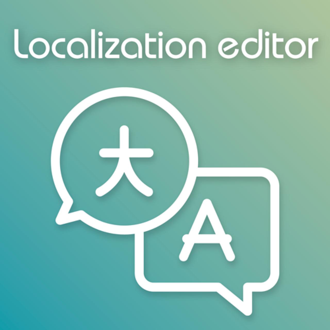 Localization editor - редактор языковых файлов, перевод Яндекс и Google из категории Редакторы для CMS OpenCart (ОпенКарт)