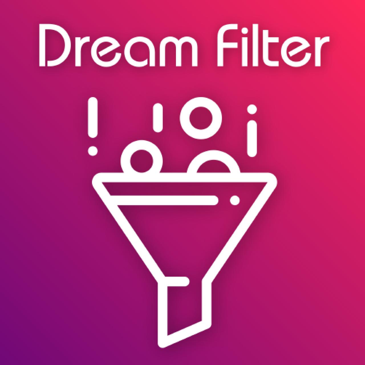 Фильтр товаров Dream Filter из категории Фильтры для CMS OpenCart (ОпенКарт)