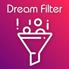 Фильтр товаров Dream Filter