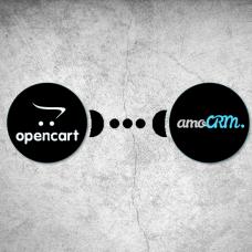AMO CRM - модуль интеграции Opencart и AMO CRM 1.1.0