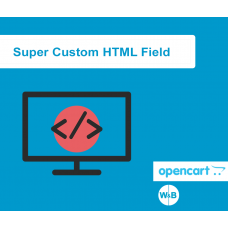 Super Custom Html Fields