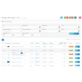 Category Manager - управление категориями из категории Админка для CMS OpenCart (ОпенКарт) фото 4