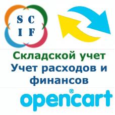 Интеграция OpenCart с системой складского и финансового учета СКИФ