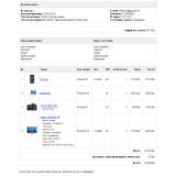 OrderField - дополнительные поля товара в заказе и письме из категории Заказ, корзина для CMS OpenCart (ОпенКарт) фото 3