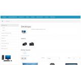 Галерея изображений для категорий из категории Оформление для CMS OpenCart (ОпенКарт)