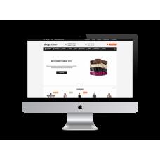 Адаптивный универсальный шаблон shop-store 2 (v 8.1)