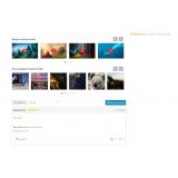 Отзывы о товарах + Отзывы о магазине, с фото и видео, лайками и комментариями + система вознаграждений за отзывы. из категории Социальные сети, отзывы для CMS OpenCart (ОпенКарт) фото 1