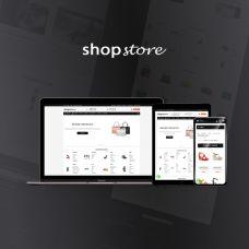 Адаптивный универсальный шаблон shop-store 2 (v 8.3.2)