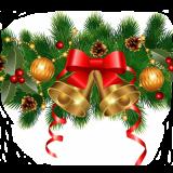 Новогоднее украшение сайта(два в одном) из категории Прочие для CMS OpenCart (ОпенКарт)